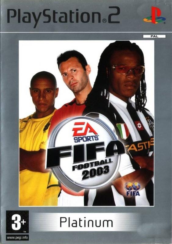 Fifa 2003 (platinum)