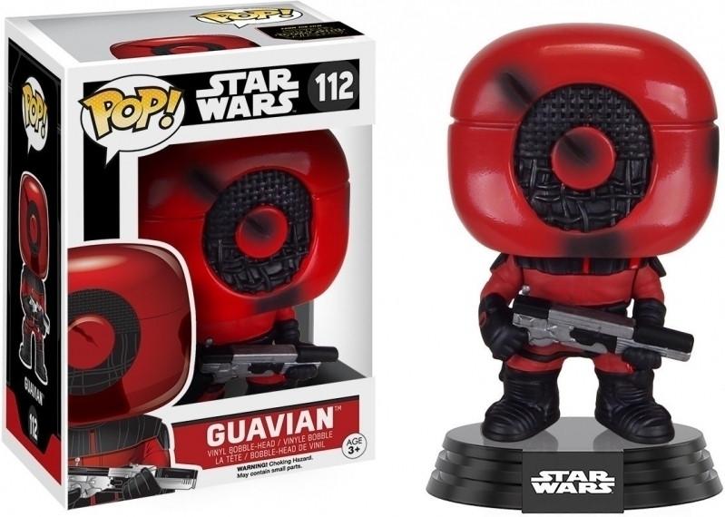 Star Wars Pop Vinyl: Guavian