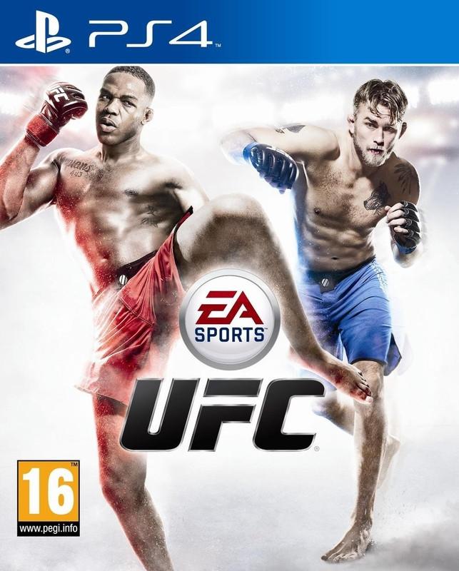 UFC PlayStation 4