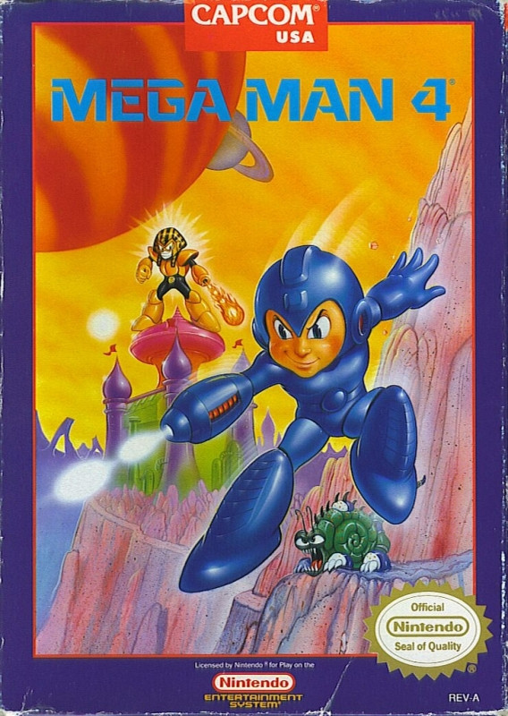 Goedkoopste MegaMan 4