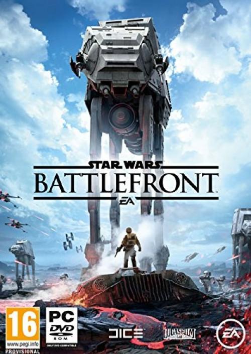 PC DVD Star Wars: Battlefront