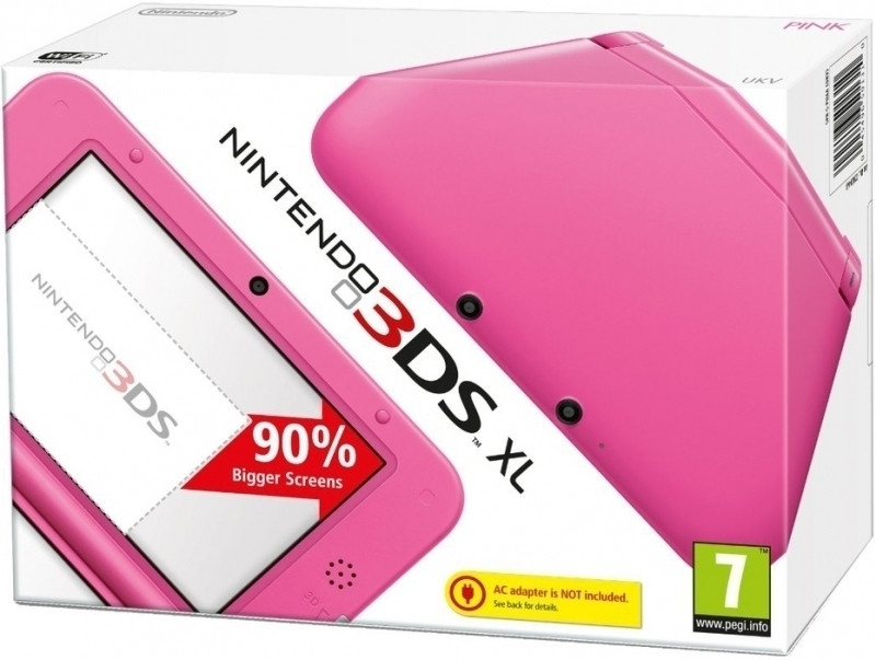 Goedkoopste Nintendo 3DS XL Console (Pink)