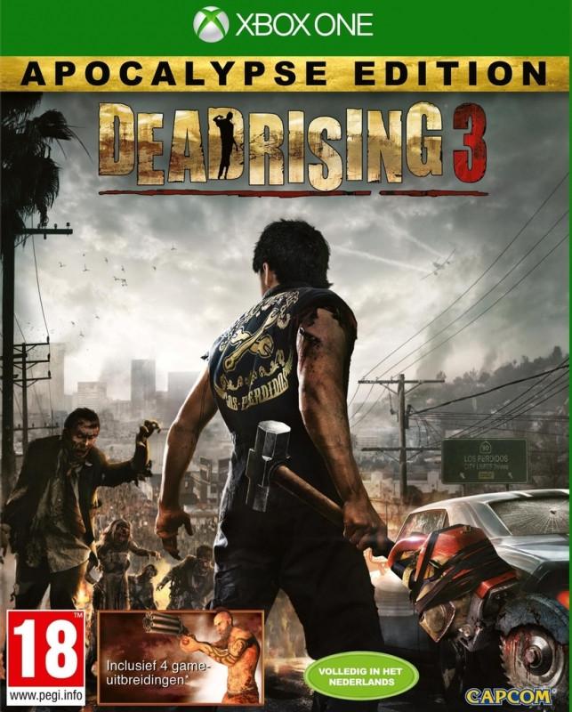 Xbox One Dead Rising 3 Apocalypse Edition