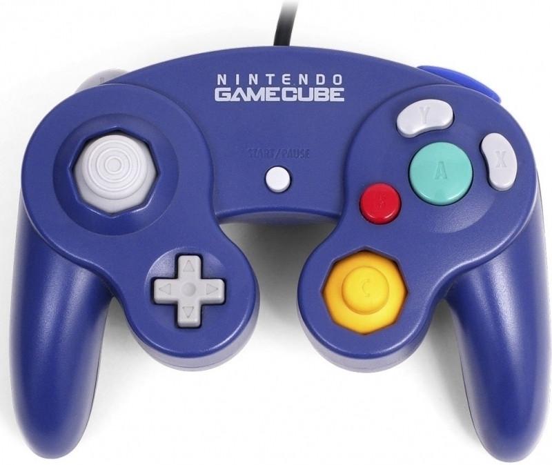 Nintendo Gamecube Controller Paars
