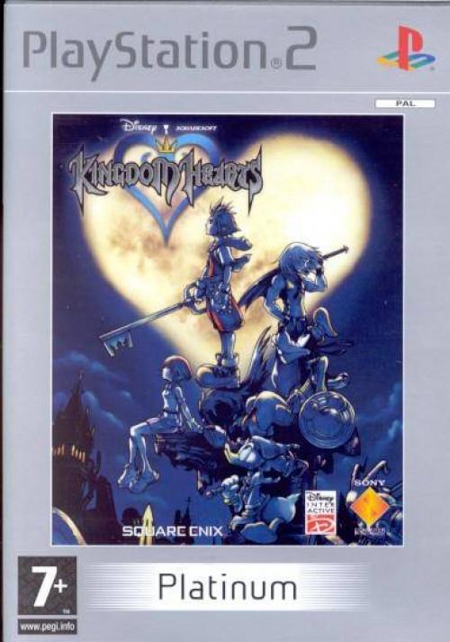 Goedkoopste Kingdom Hearts (platinum)