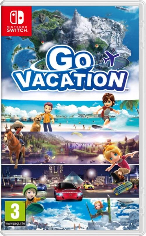 Nintendo Switch Go Vacation