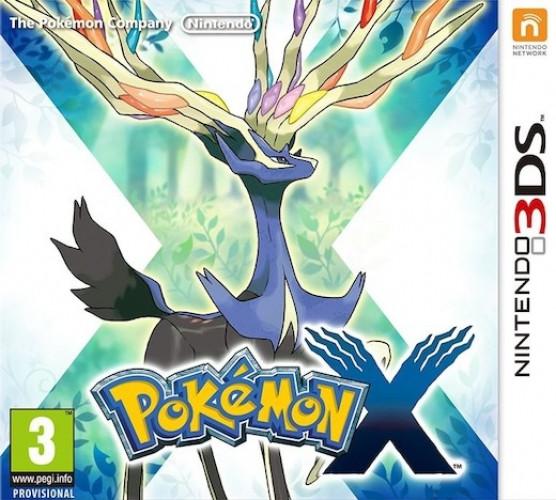 Pokémon X 3ds