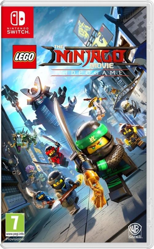 Warner Bros LEGO, Ninjago Movie Game Nintendo Switch (1000638853)