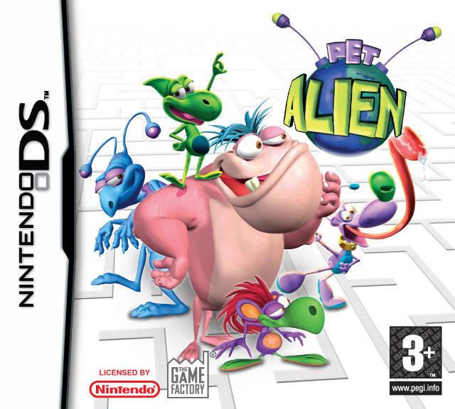 Pet Alien Intergalactic Puzzle