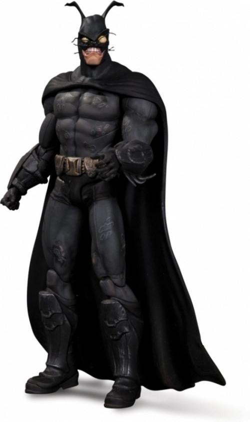 Image of Batman Arkham City: Rabbit Hole Batman Action Figure