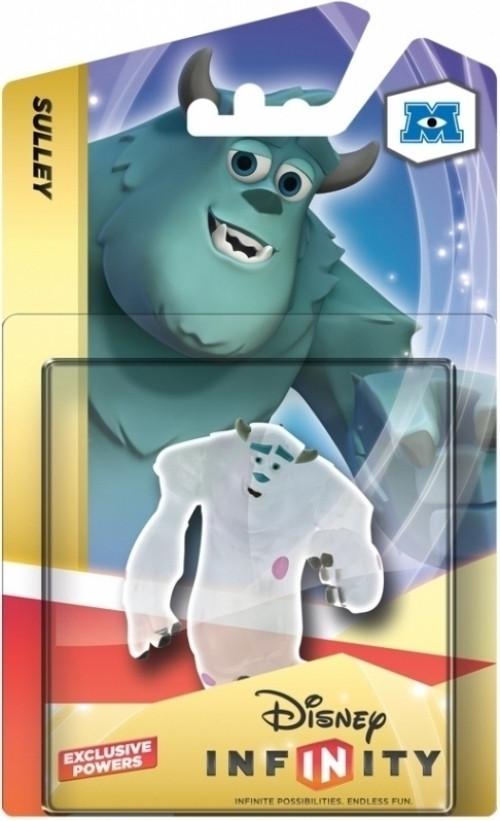Disney Infinity Crystal Sulley