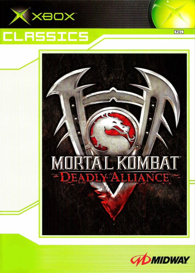 Mortal Kombat Deadly Alliance (classics) kopen