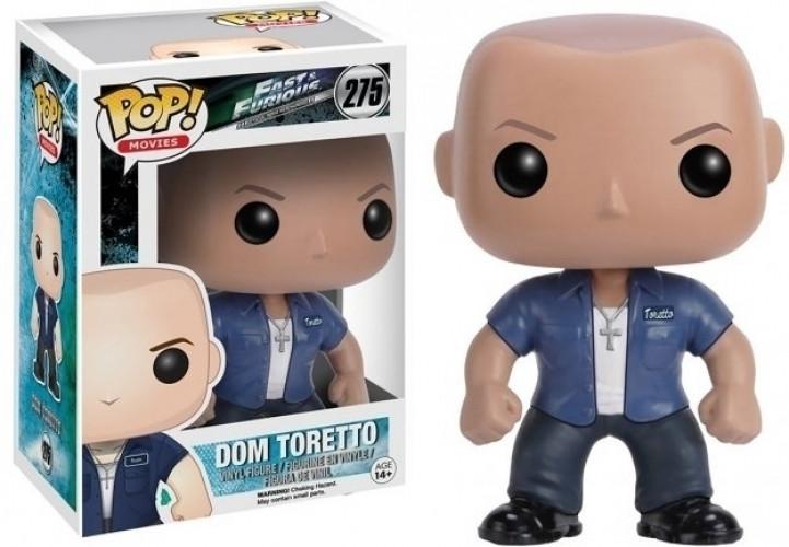 Fast & Furious Pop Vinyl: Dom Toretto