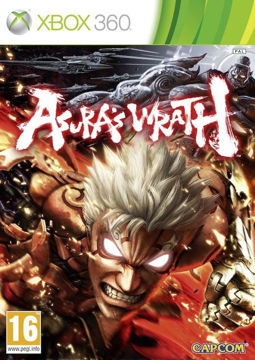 Image of Asura's Wrath