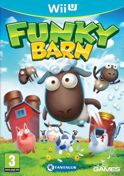 Goedkoopste Funky Barn