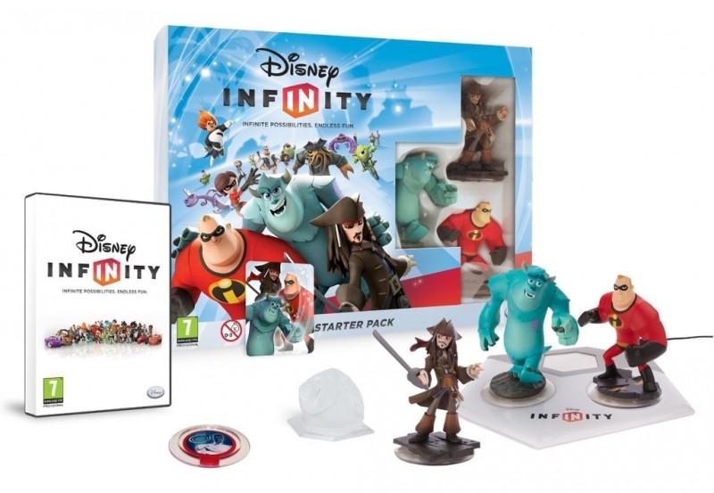 Goedkoopste Disney Infinity Starter Pack