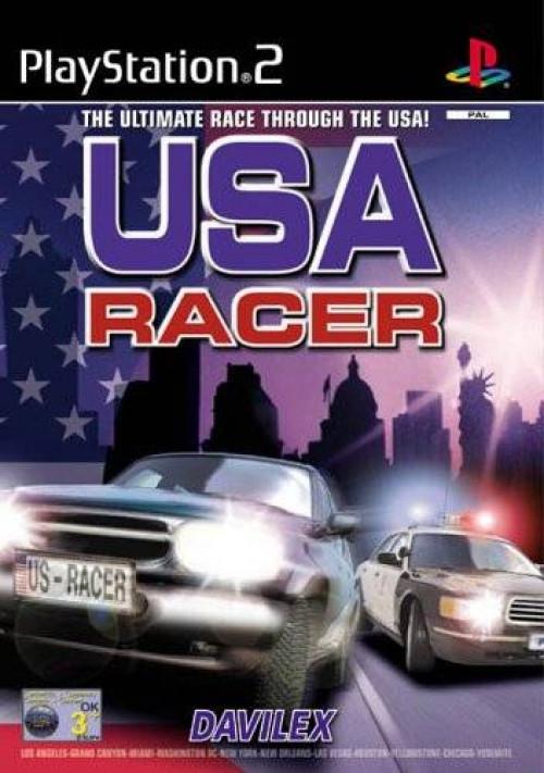 Image of USA Racer