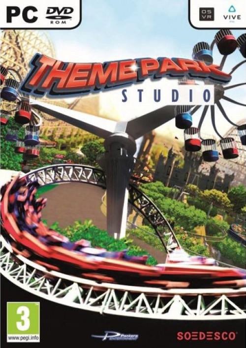Theme Park Studio PC Game