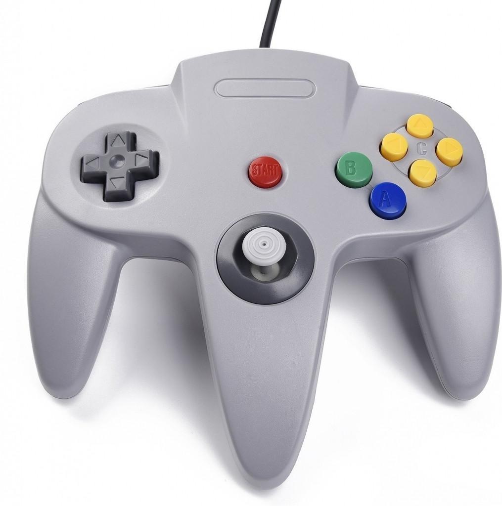 Nintendo 64 Controller Grijs (TTX Tech)