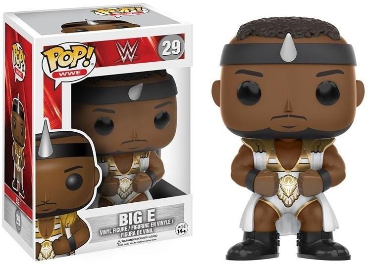 WWE Pop Vinyl: Big E