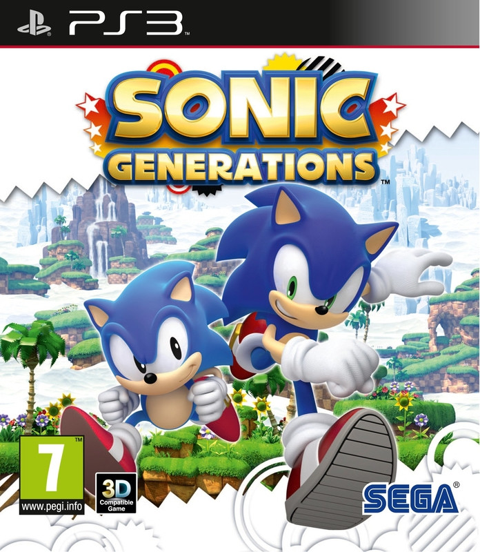 Sonic Generations kopen
