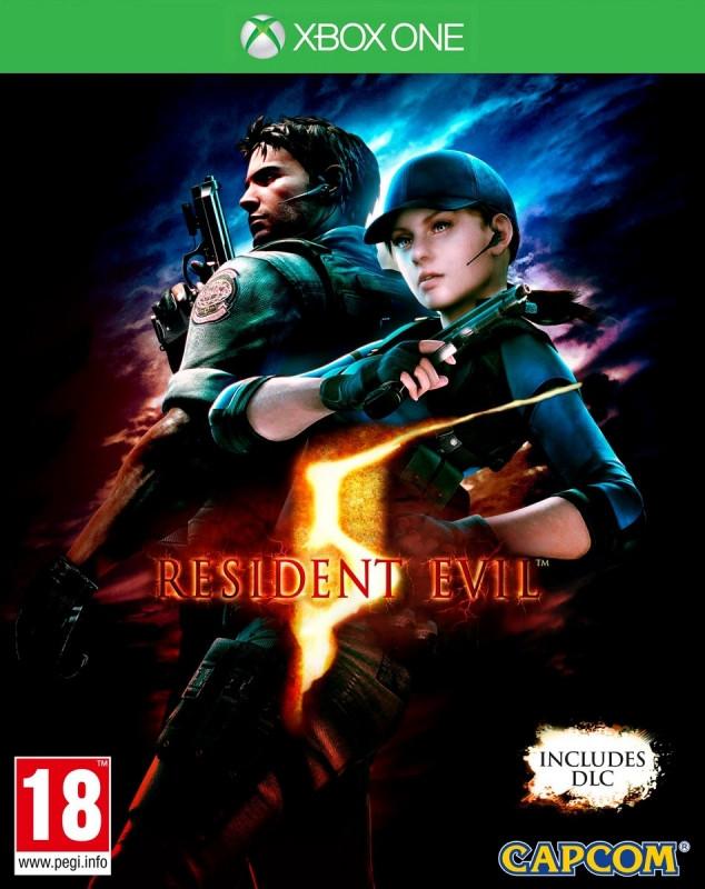 Capcom Resident Evil 5 (Remastered) Xbox One (CAP004.BX.RB)