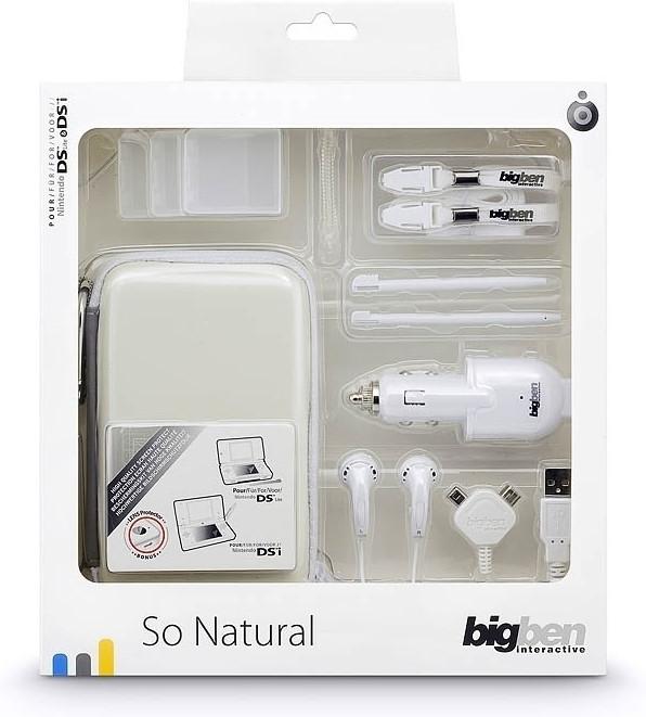 Big Ben So Natural Pack DSILPACK6 (Wit)