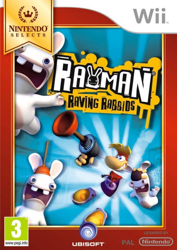 Rayman Raving Rabbids (Nintendo Selects) kopen