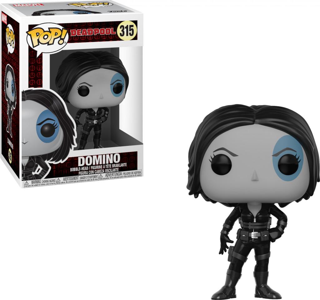Deadpool Pop Vinyl: Domino kopen