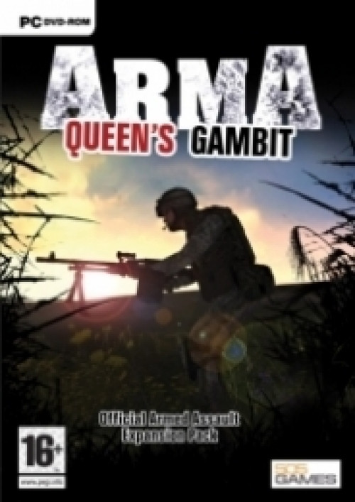 Afbeelding van Arma Queen's Gambit Add On