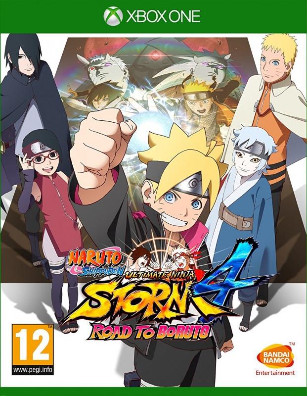 Namco Bandai Games Naruto Shippuden, Ultimate Ninja Storm 4, Road to Boruto  Xbox One (112023)