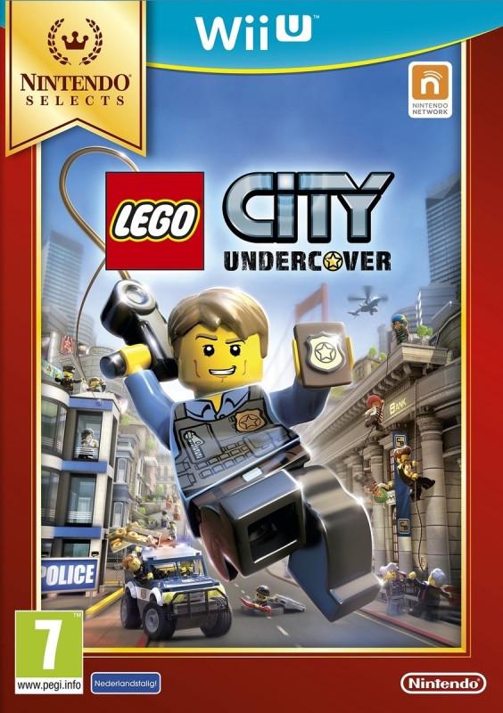 Goedkoopste Lego City Undercover (Nintendo Selects)