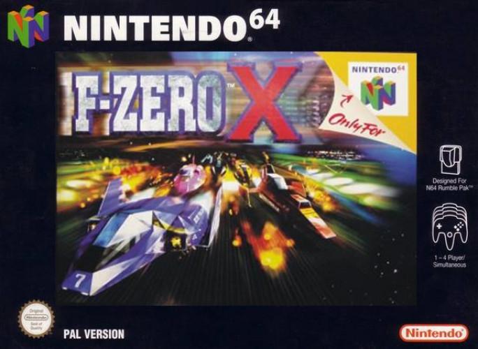 Goedkoopste F-Zero X