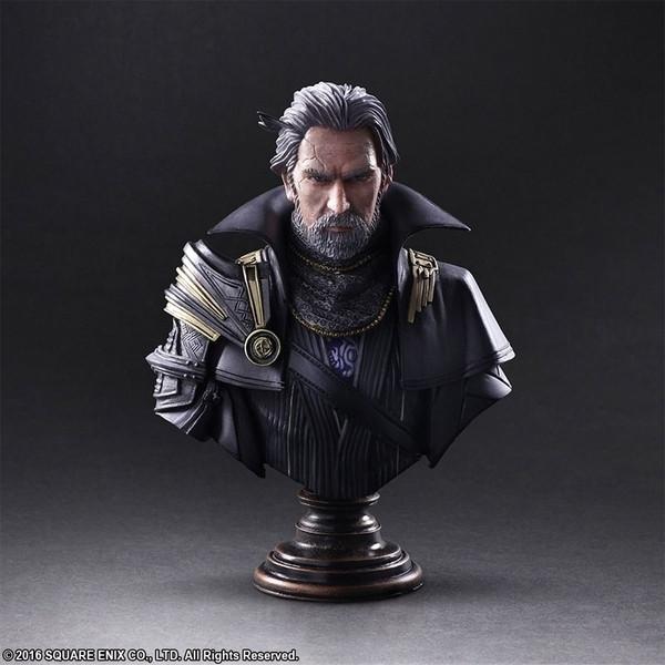 Kingsglaive: Final Fantasy XV - Regis Lucis Caelum CXIII Bust