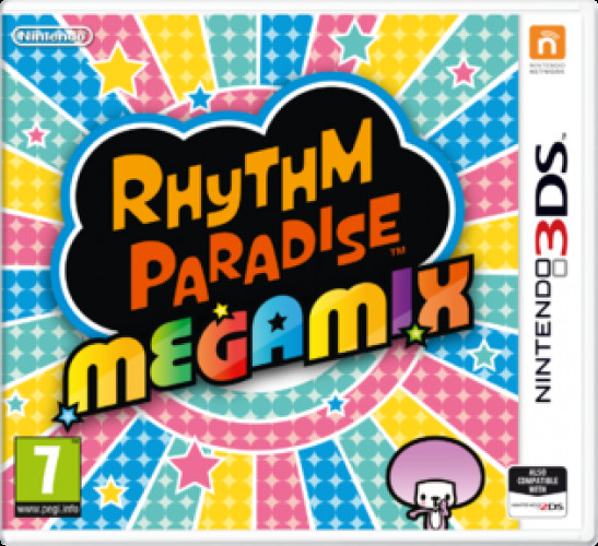 Rhythm heaven megamix- Music (Nintendo 3DS)