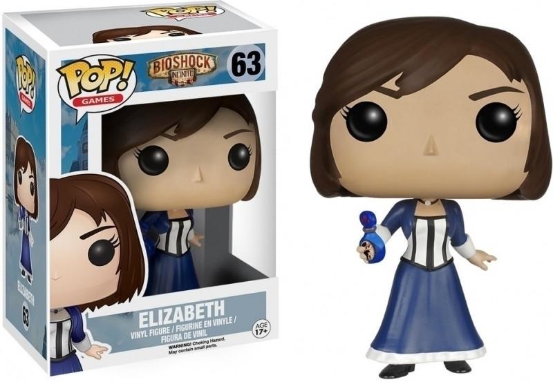 BioShock Infinite Elizabeth Pop! Vinyl Figure