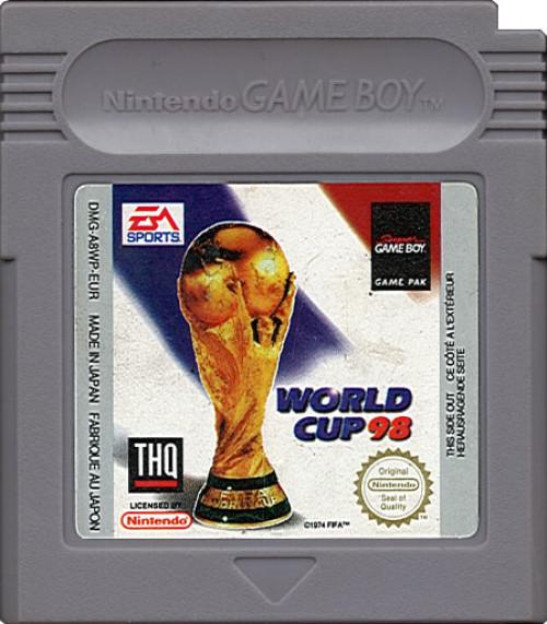 World Cup '98 (losse cassette)