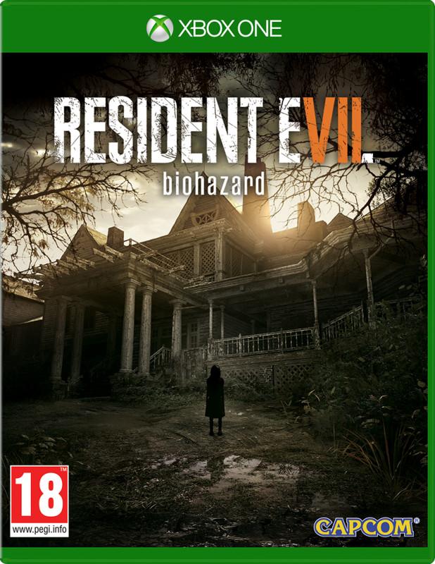 Capcom Resident Evil 7, Biohazard Xbox One (kf-143244)
