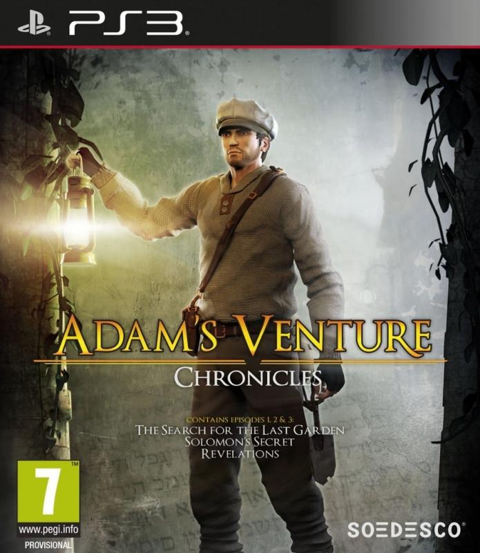 Goedkoopste Adam's Venture Chronicles