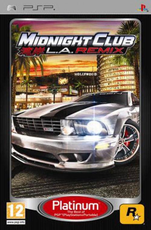 Midnight Club LA Remix (platinum)