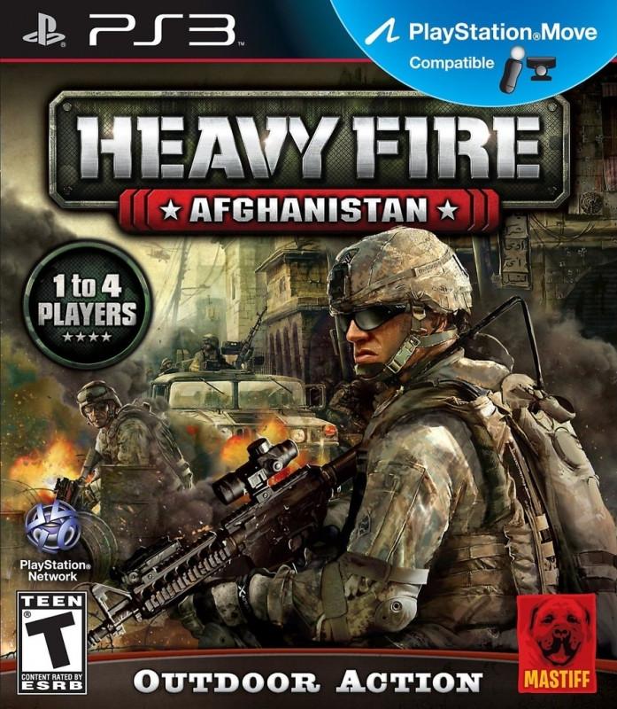 Heavy Fire Afghanistan (0859292000485)
