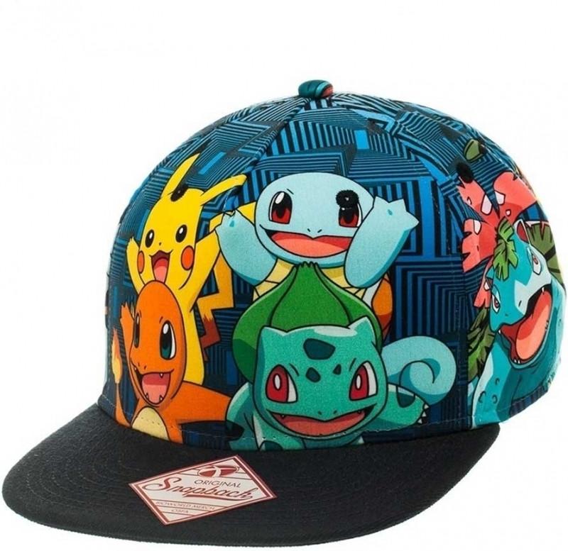 Pokemon - Charmander and Friends Snapback