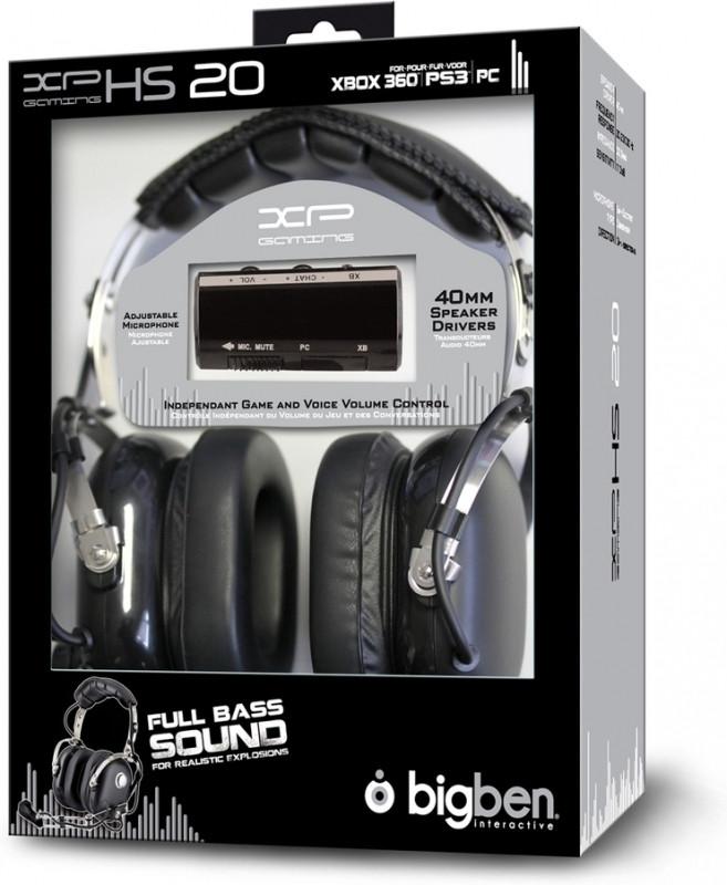 Big Ben Gaming Headset (PS3HS20)