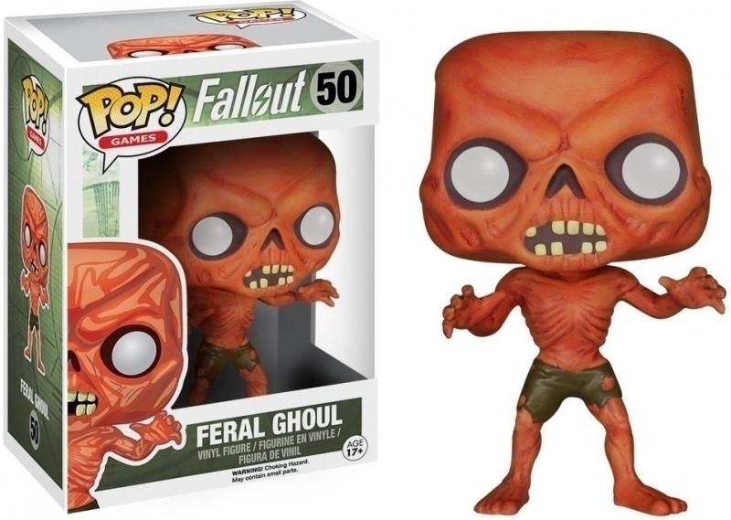 Fallout Pop Vinyl Figure: Feral Ghoul