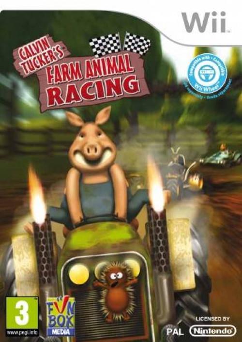 Calvin Tuckers Farm Animal Racing kopen