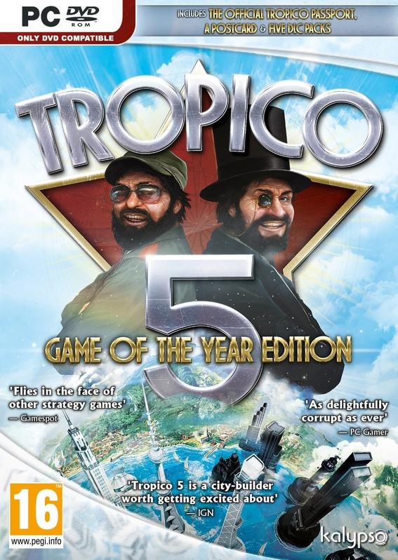 Tropico 5 (GOTY Edition)