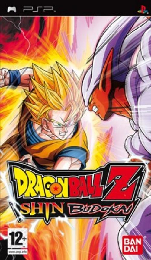 Image of Dragon Ball Z Shin Budokai