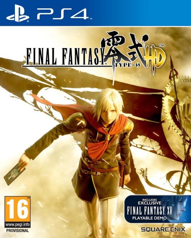Final Fantasy Type 0 HD Day 1 Edition kopen