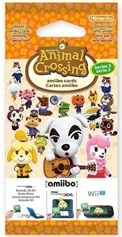 Animal Crossing amiibo-kaarten serie 2