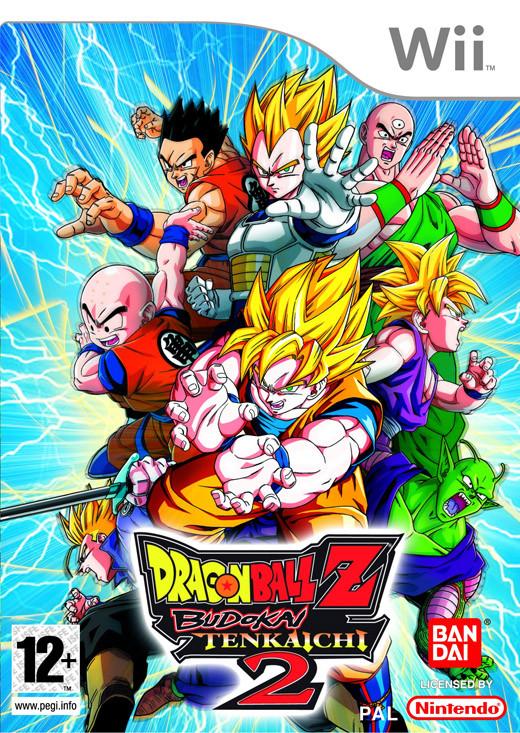 Dragon Ball Z Budokai Tenkaichi 2 kopen